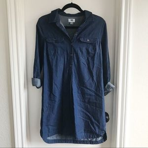 Old navy t-shirt dress ☀️